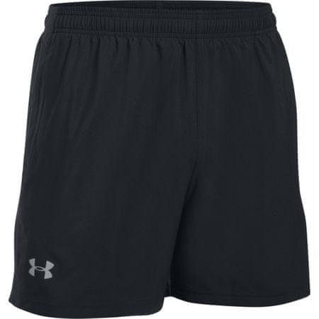 Under Armour spodenki Launch SW 5'' Short Black Reflective S