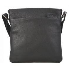 Strellson torba na eno ramo Basic, črna