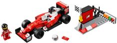 LEGO Speed Champions 75879 Scuderia Ferrari SF16-H - rozbaleno