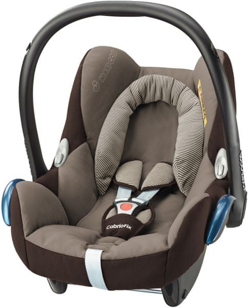 Maxi-Cosi Cabriofix 2017, Earth Brown