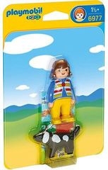 Playmobil 6977 Venčení pejska (1.2.3)