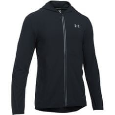 Under Armour Run True SW Jacket Black Black Reflectiv