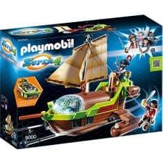 Playmobil 9000 Pirátský Chameleón s Ruby