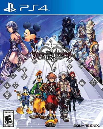 Square Enix Kingdom Hearts: 2.8 Final Chapter (PS4)