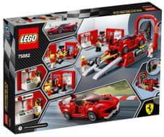 LEGO® Speed Champions 75882 Ferrari FXX K i razvojni centar