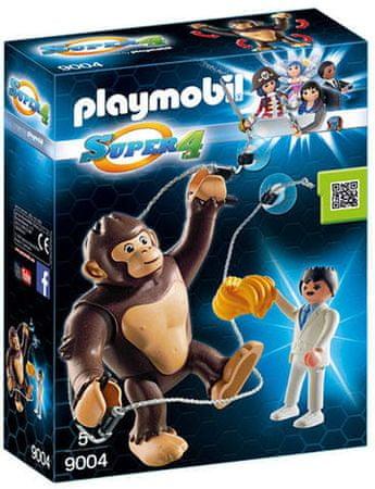 Playmobil Olbrzymi goryl Gonk 9004
