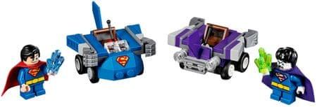 LEGO Lego Super Heroes 76068 Mogočni mikri: Superman proti Bizzaru