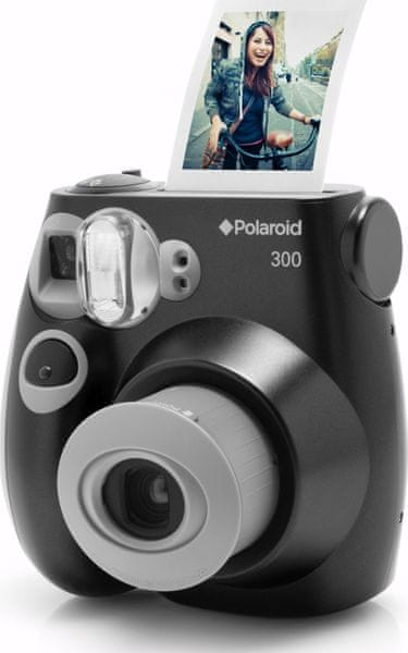 POLAROID Pic-300 Instant Camera