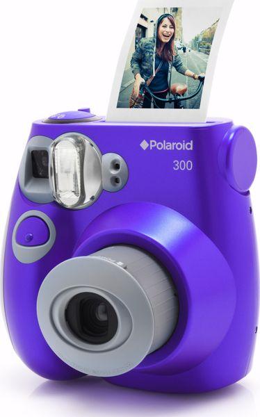 POLAROID Pic-300 Instant Camera Purple