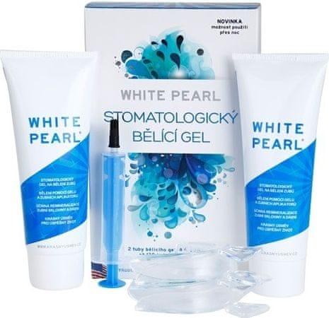 White Pearl Bělící systém 130 ml