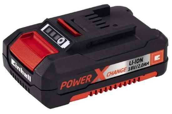 Einhell baterija 18V 2,0 Ah Li-ion Power X-Change