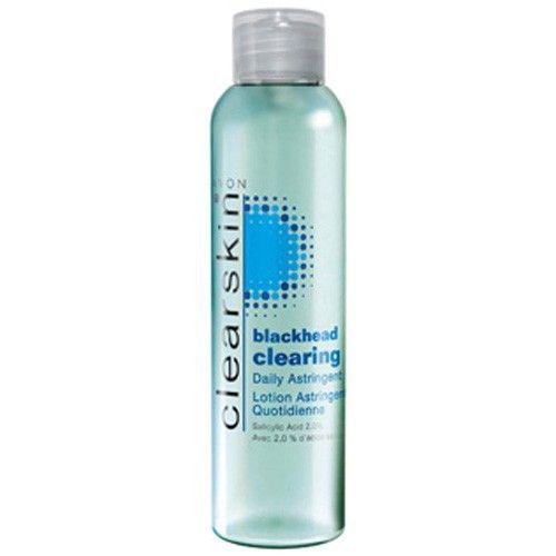 Avon Čisticí pleťová voda proti akné Blackhead Clearing (Daily Astringent) 100 ml