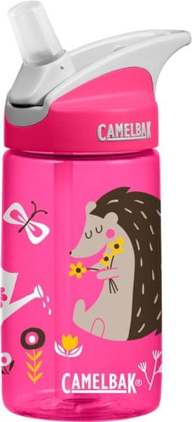 Camelbak Eddy Kids bottle Hedgehogs