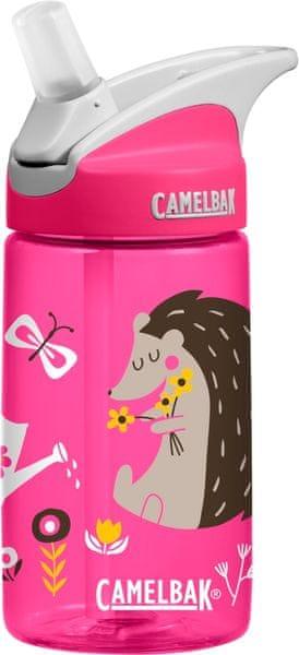 Camelbak Eddy Kids bottle Hedgehogs