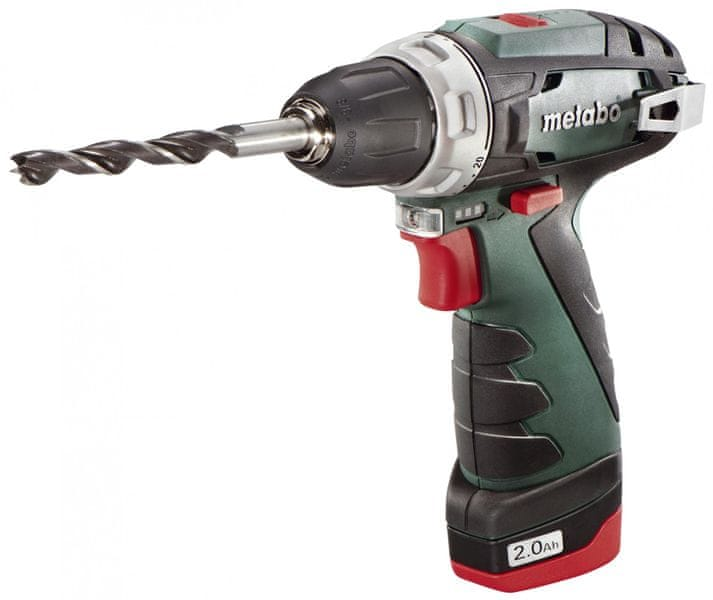Metabo PowerMaxx BS Basic aku vrtačka 10,8V/2x2,0Ah