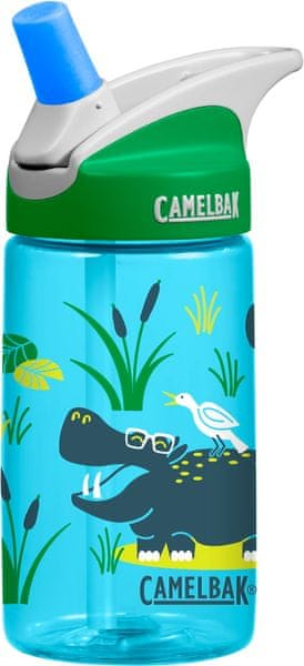 Camelbak Eddy Kids bottle Hip Hippos