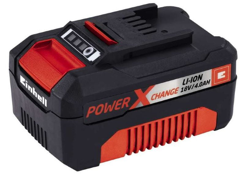 Einhell Aku 18V 4,0 Ah Li-ion Power X-Change