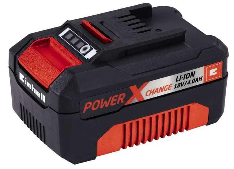 Einhell Aku 18V 4,0 Ah Li-ion Power X-Change