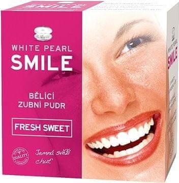 White Pearl Smile Bělící pudr Freshsweet 30 g