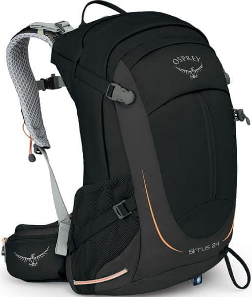 Osprey Sirrus 24 II Black 24 L
