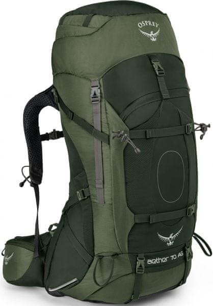 Osprey Aether AG 70 Adriondack Green M