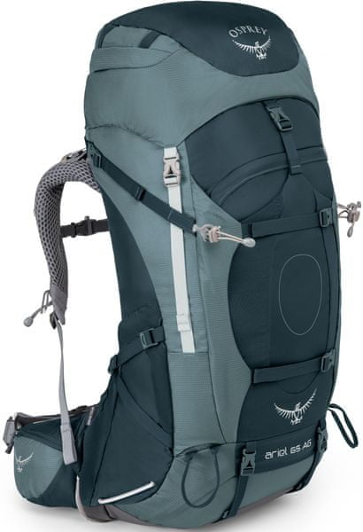 Osprey Ariel AG 65 Boothbay Grey WM