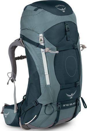 Osprey športni nahrbtnik Ariel AG 55, siv, M