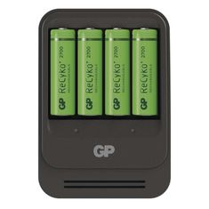 GP Smart Charger + AA 2700mAh 4ks