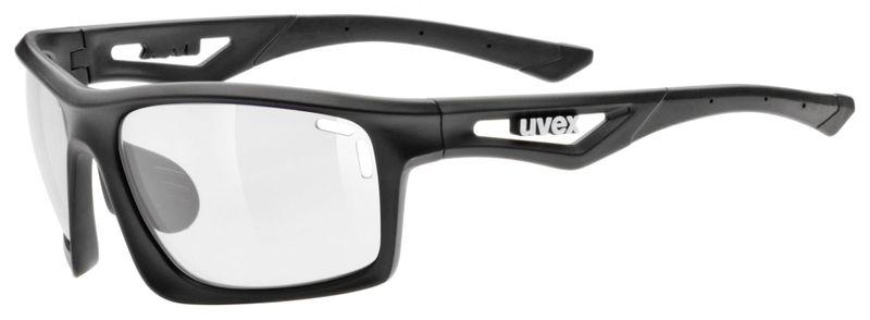Uvex Sportstyle 700 Vario Black Mat (2201)