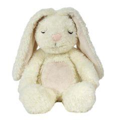 Cloud B Glow Cuddles - Bunny - Króliczek z bijącym sercem