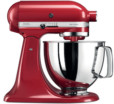 KitchenAid kuhinjski robot Artisan 5KSM125EER, Empire Red