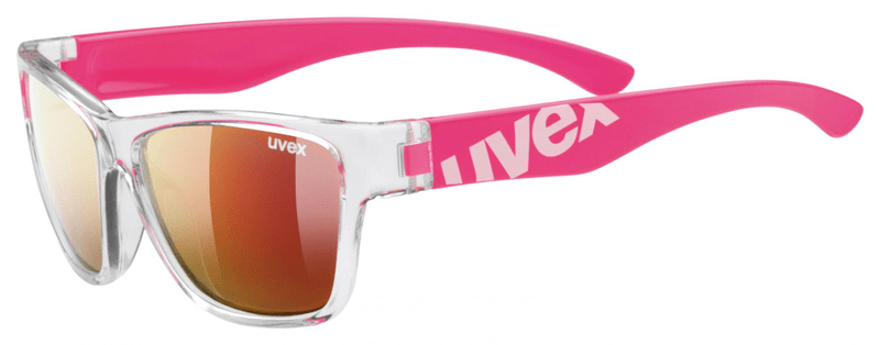 Uvex Sportstyle 508 Clear Pink/Mir Red (9316)