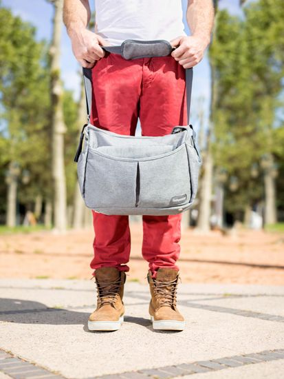 Babymoov previjalna torba Urban Bag SMOKEY