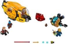LEGO Super Heroes 76080 Ayeshina pomsta