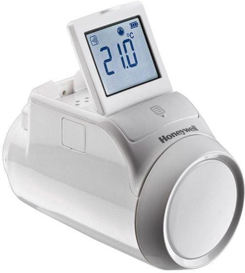 Honeywell HR92EE, bezdrátová termostatická hlavice
