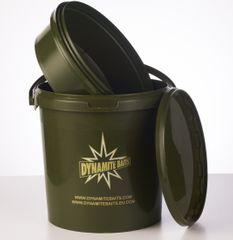 Dynamite Baits Carp Bucket Green 11L