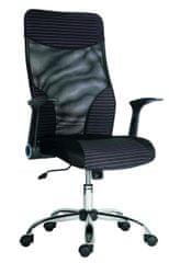 Kancelářská židle Georgetown červená