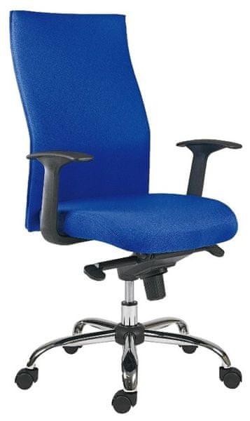 Kancelářská židle Texas Multi modrá