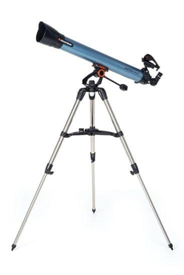 Celestron teleskop Inspire 80AZ