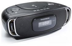 Thomson RCD400B Hordozható bluetooth, CD-s rádió