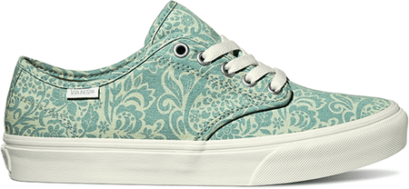 Vans Camden Stripe (Henna) Light Blue 40.5