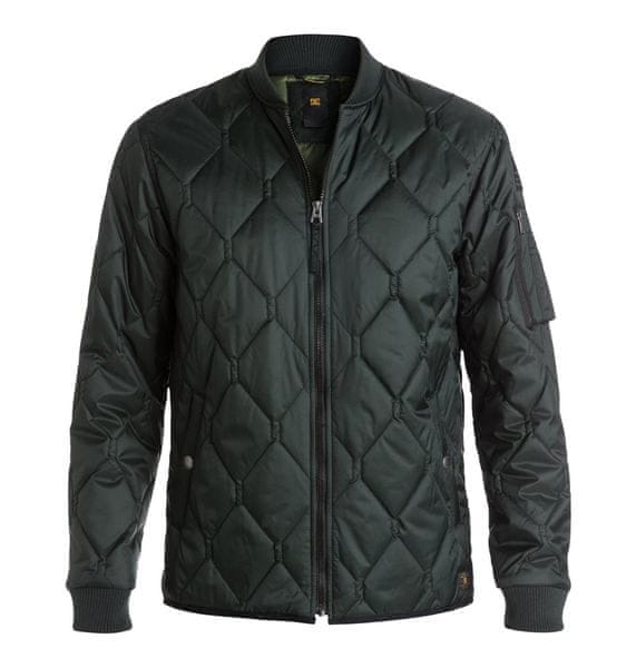 DC Bombing M Jacket Kvj0 Black M