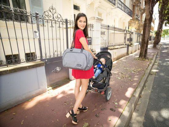Babymoov previjalna torba Trendy Bag Smokey