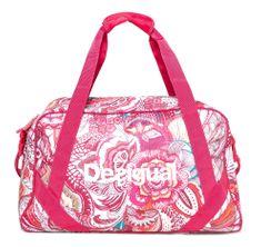 Desigual růžová taška