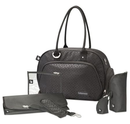 Babymoov Trendy Bag BLACK Pelenkázótáska