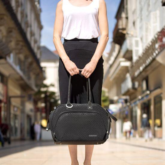 Babymoov Torba na pieluchy Trendy Bag BLACK