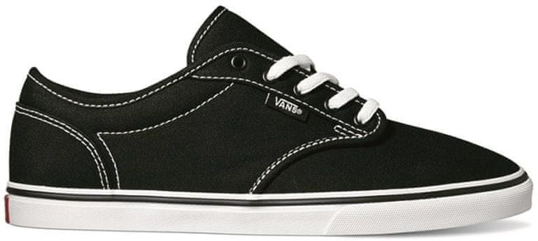 Vans Atwood Low (Canvas) Black/White 38.5