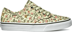 Vans trampki Camden Stripe (Vintage Floral) Off White/Grape