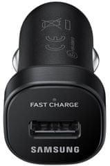 Samsung Nabíječka do auta (C-USB), černá