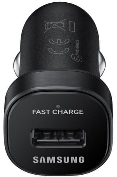 Samsung Nabíječka do auta (micro-USB), černá